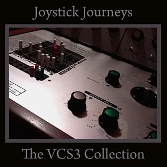 The Electronic Garden's Joystick Journeys: The VCS3 Collection for Kontakt 2+, and Reason 4 and up